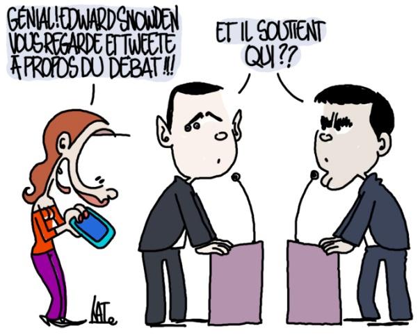 débat