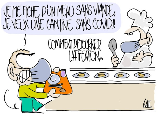 cantine story